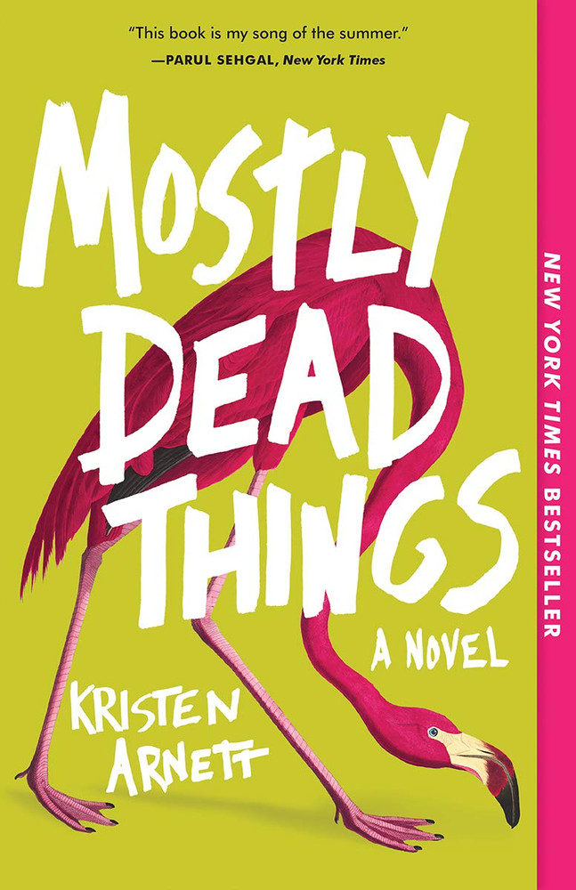Mostly Dead Things (pb)
