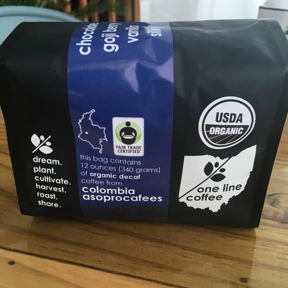 Colombia El Progreso coffee from One Line
