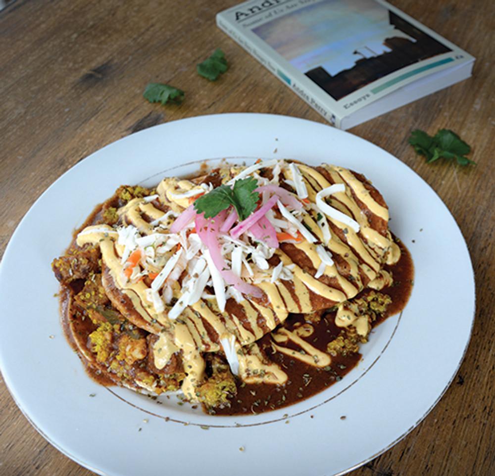 Mexxxy Enchiladas