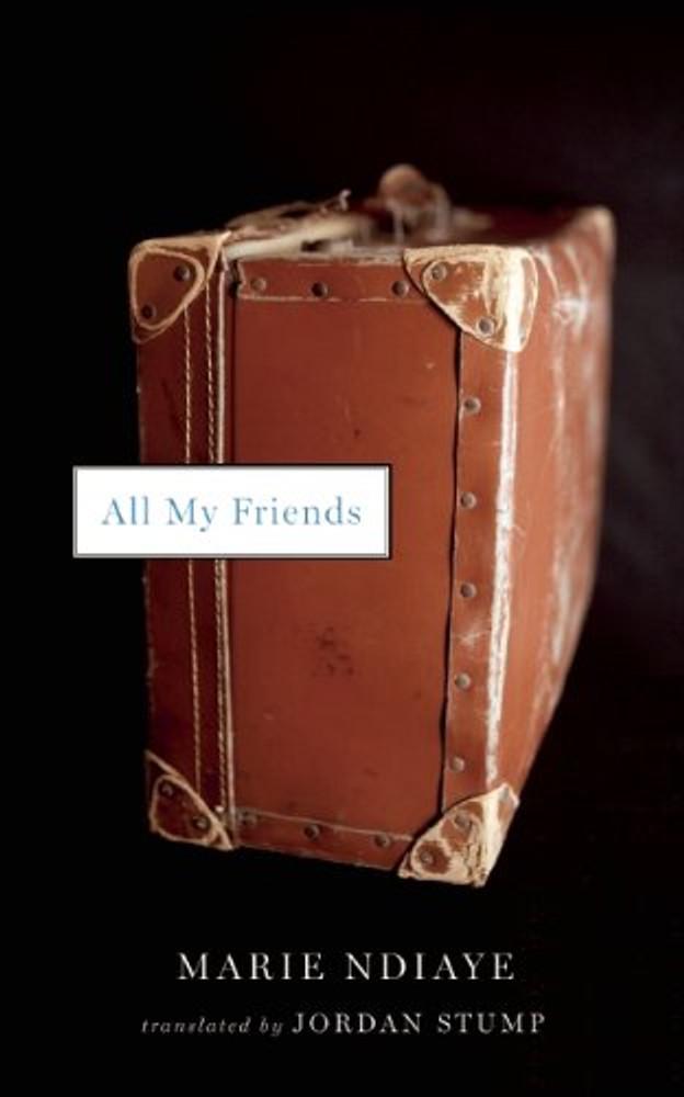 All My Friends Paperback by Marie NDiaye (Author), Jordan Stump (Translator)