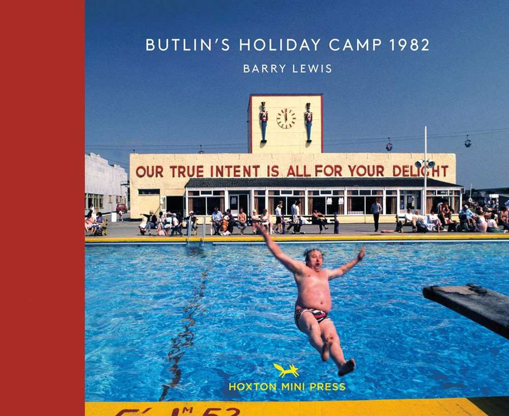 Butlin's Holiday Camp 1982 Hardcover – August 8, 2020 by Barry Lewis  (Author)