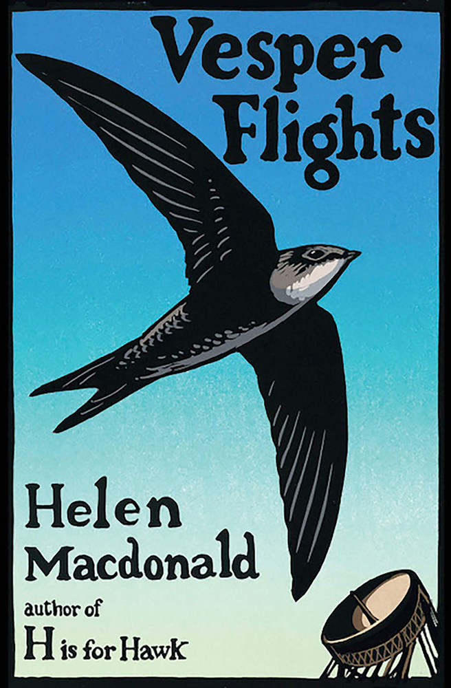 Vesper Flights Hardcover – August 25, 2020 by Helen Macdonald  (Author)
