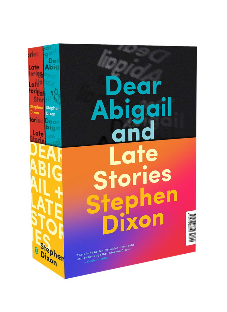Dear Abigail and Late Stories: Two Book Set Paperback – March 26, 2019 by Stephen Dixon (Author)