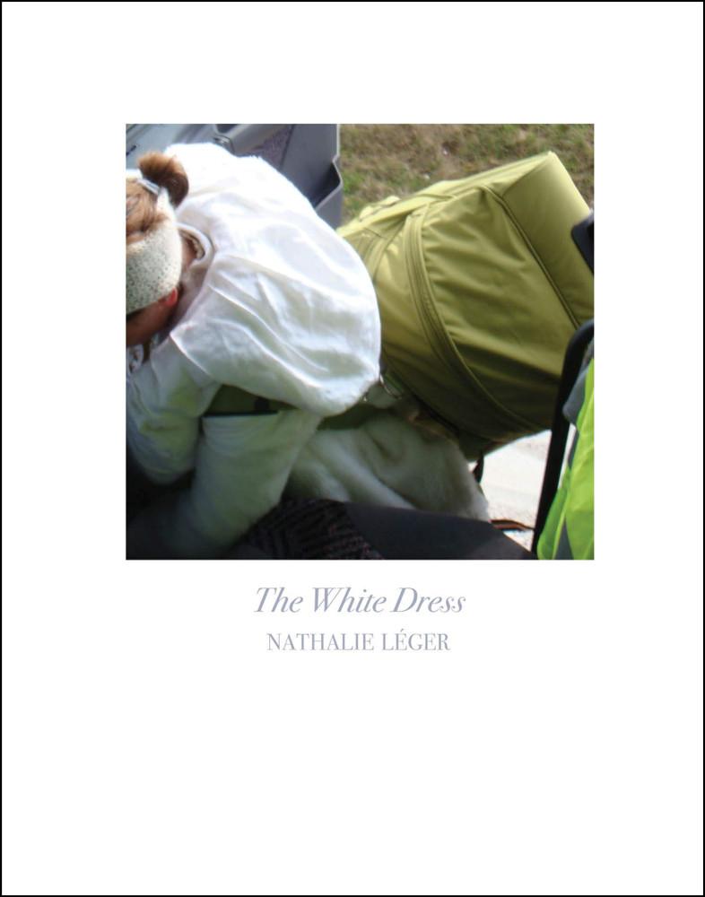 The White Dress Paperback – September 15, 2020 by Nathalie Leger (Author)
