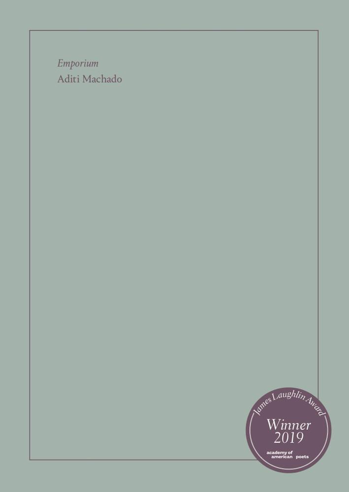 Emporium Paperback – October 27, 2020 by Aditi Machado (Author)