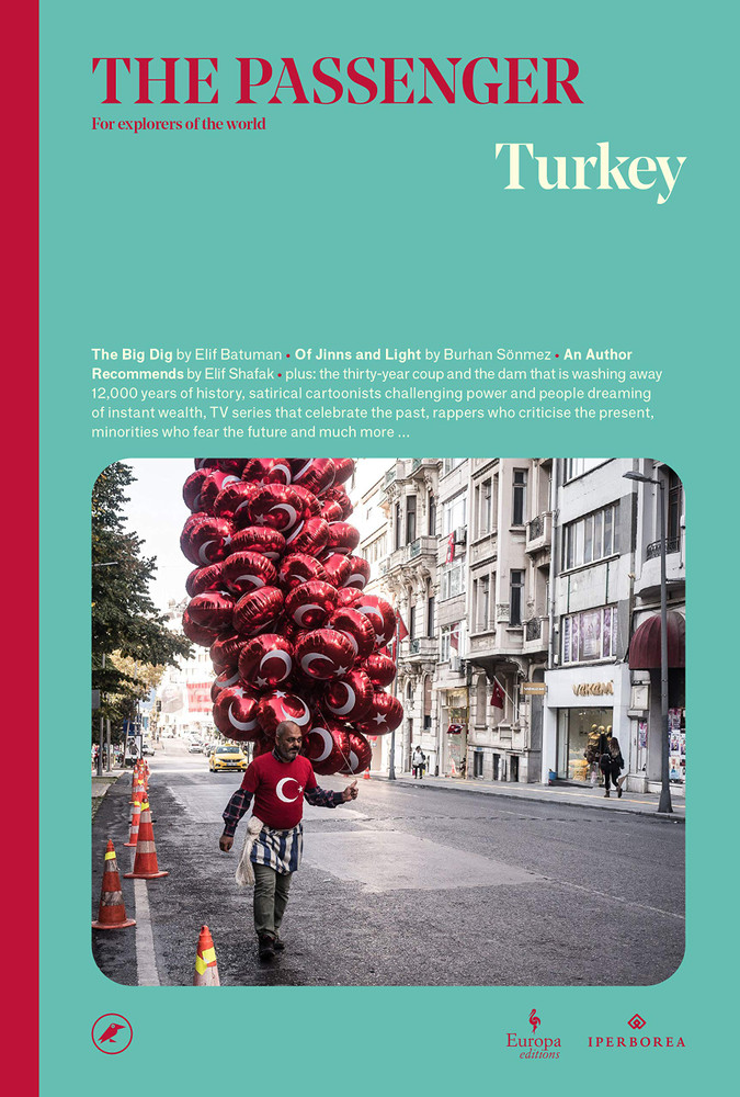 The Passenger: Turkey Paperback – February 9, 2021 by AA. VV.  (Author)
