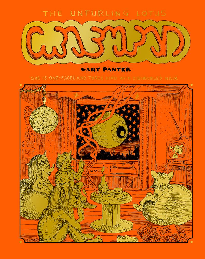 Crashpad Hardcover – February 23, 2021 by Gary Panter  (Author)