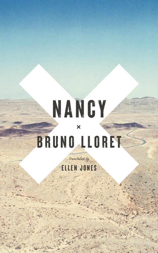 Nancy Hardcover – April 13, 2021 by Bruno Lloret (Author), Ellen Jones (Translator)