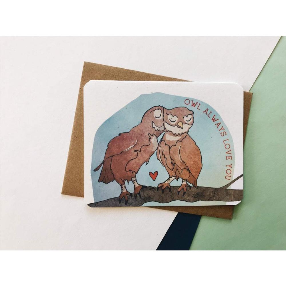Card - Owl Always Love You