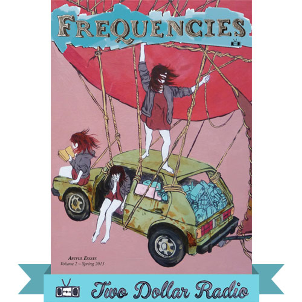 Frequencies Volume 2 book cover