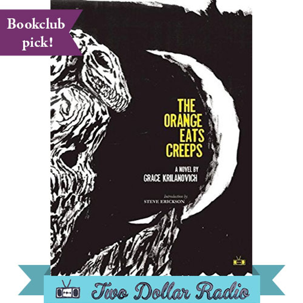 The Orange Eats Creeps bookclub pick