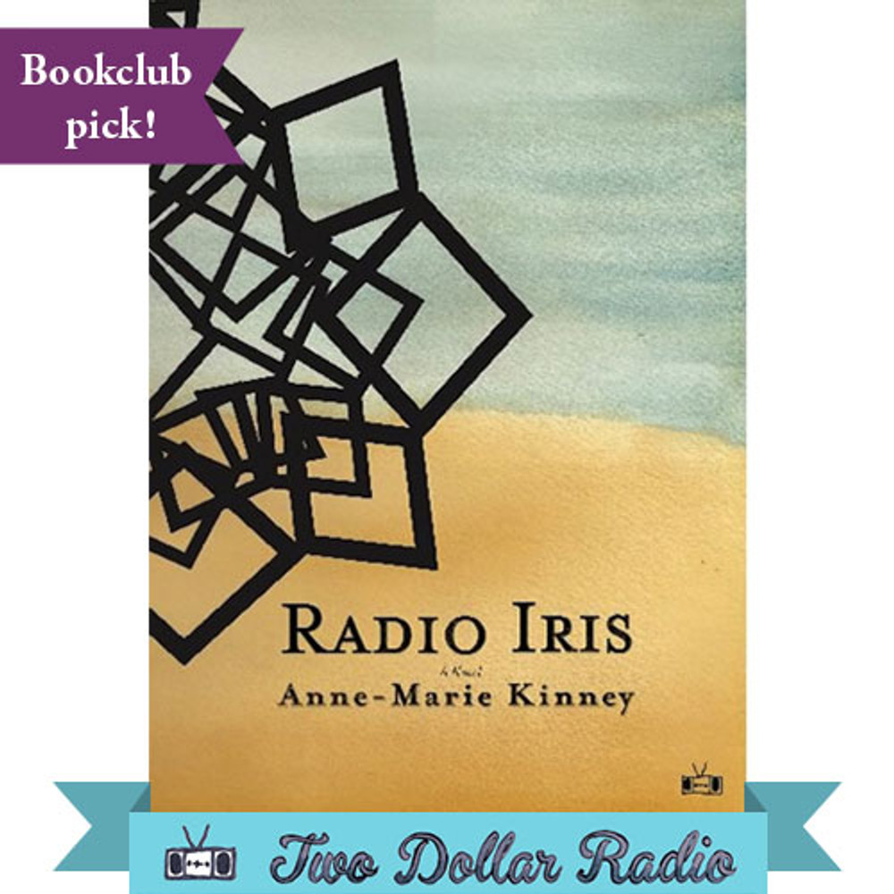 Radio Iris bookclub pick
