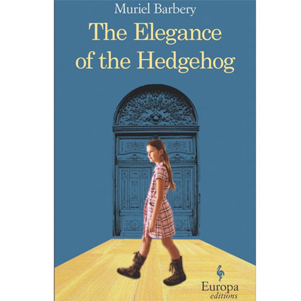 Elegance of the Hedgehog book cover