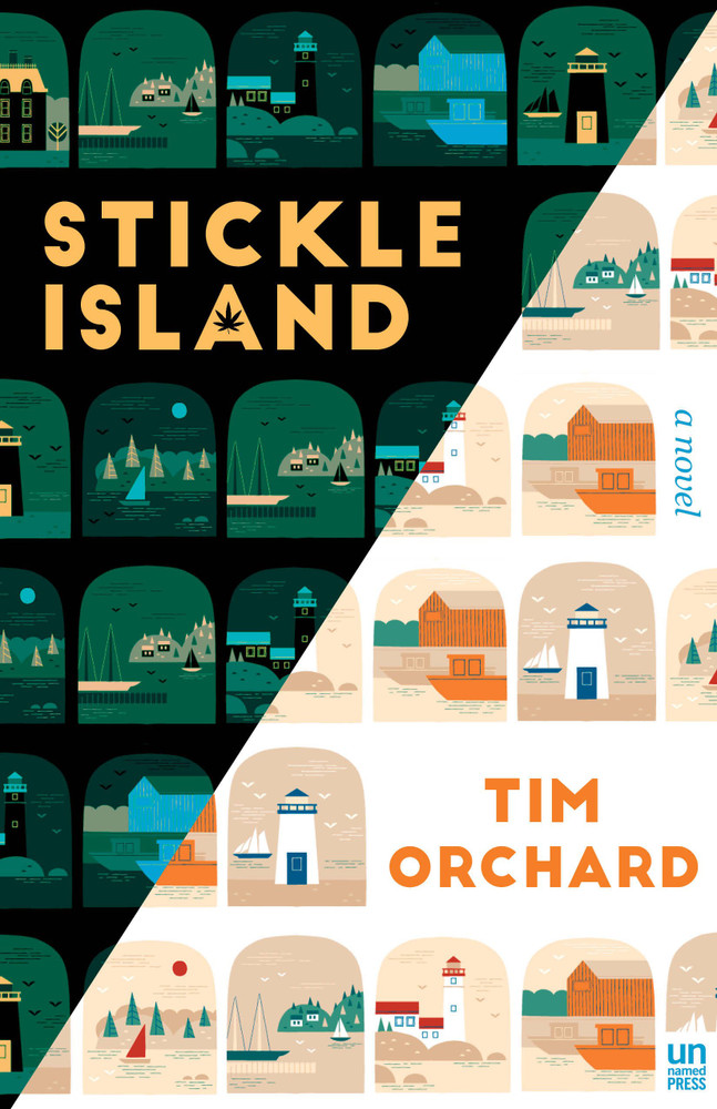 Stickle Island by Tim Orchard