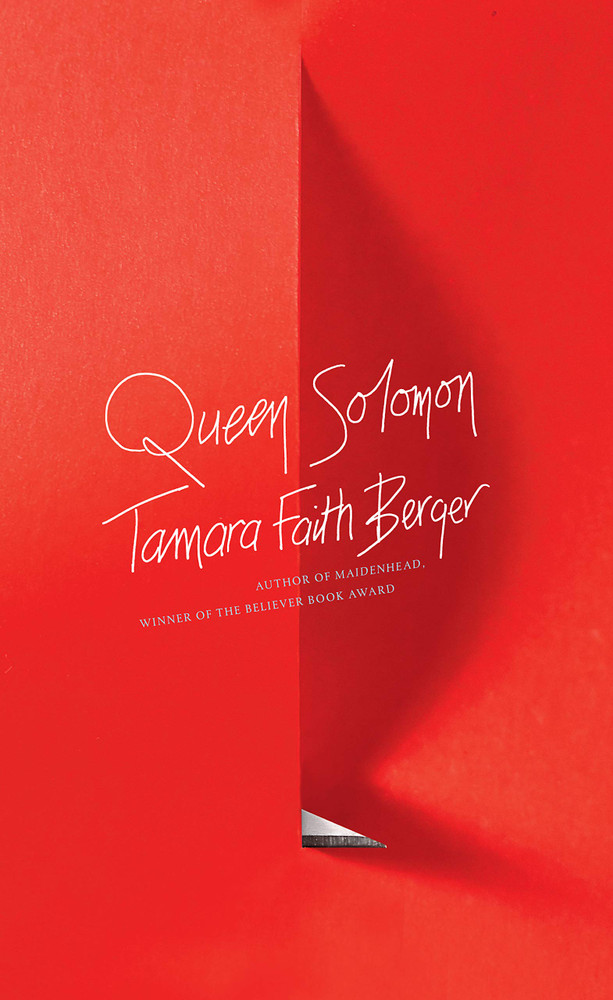 QUEEN SOLOMON BY BERGER TAMARA FAITH