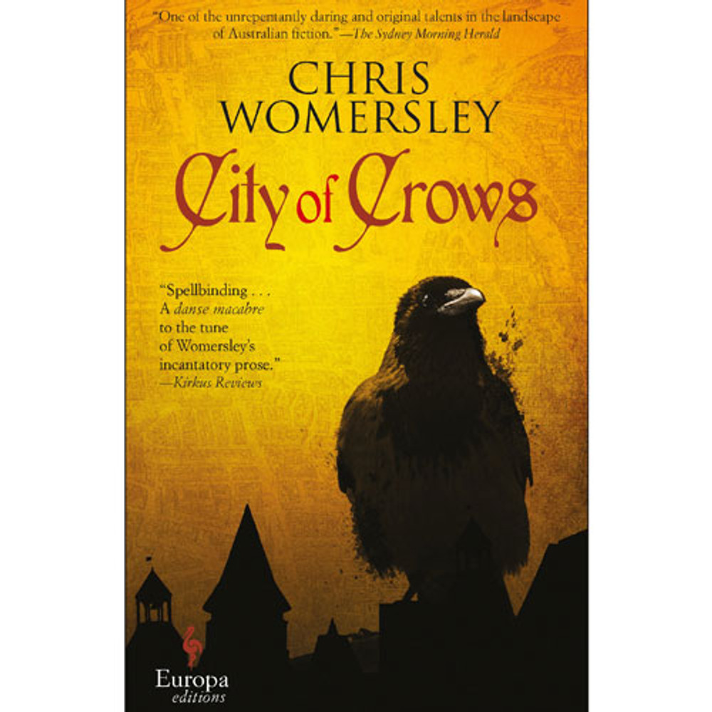 City of Crows book cover