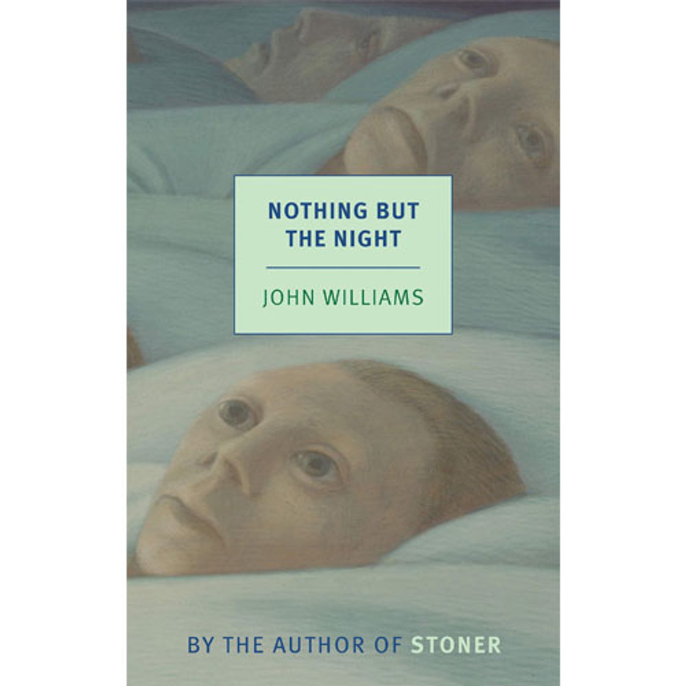 Nothing But the Night book cover