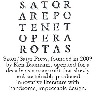 Sator Press/Satyr Press