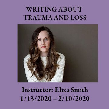 Writing Workshops at Two Dollar Radio Headquarters Columbus Ohio: Writing about Trama with Eliza Smith
