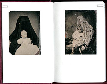 Hidden Mother Hardcover book by Laura Larson, photographs