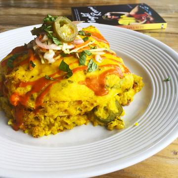 Curry Enchiladas