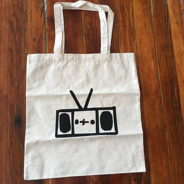 Two Dollar Radio totebag