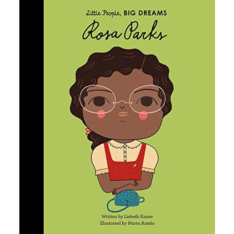 Rosa Parks book by Little People, BIG DREAMS