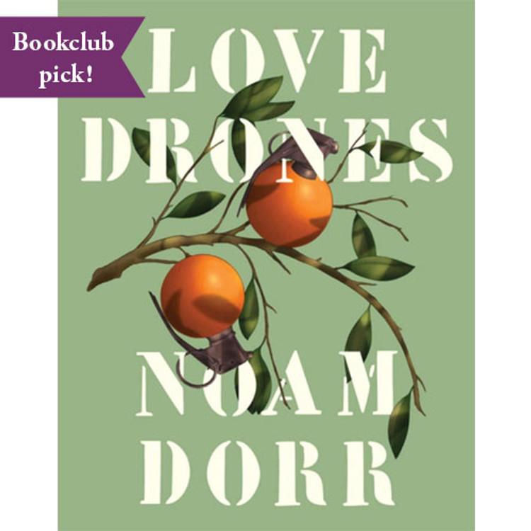 Love Drones Paperback by Noam Dorr