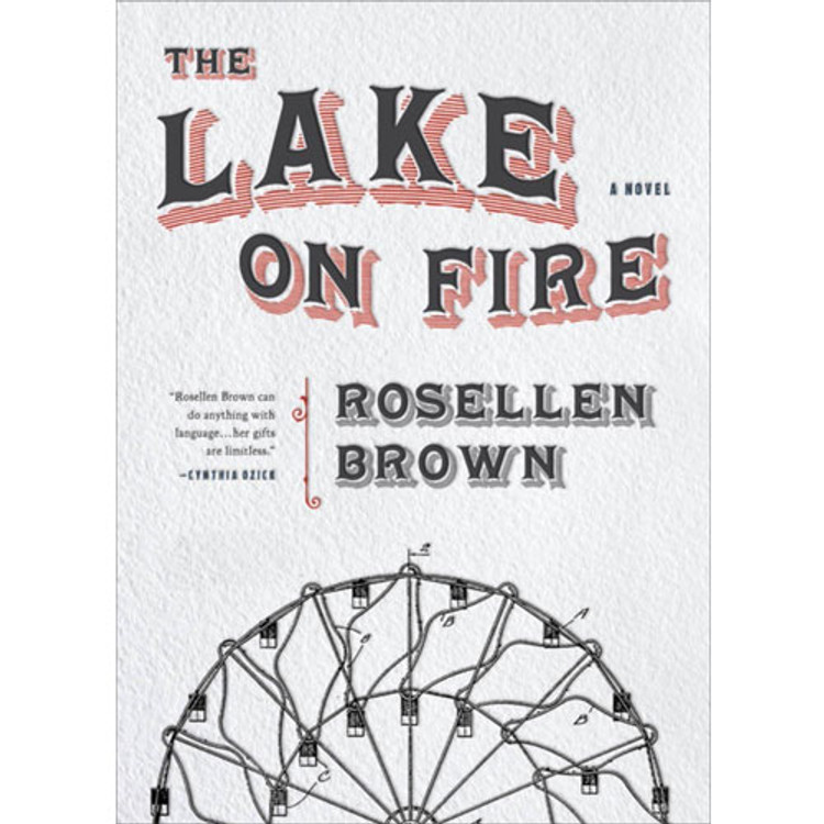 The Lake on Fire Paperback