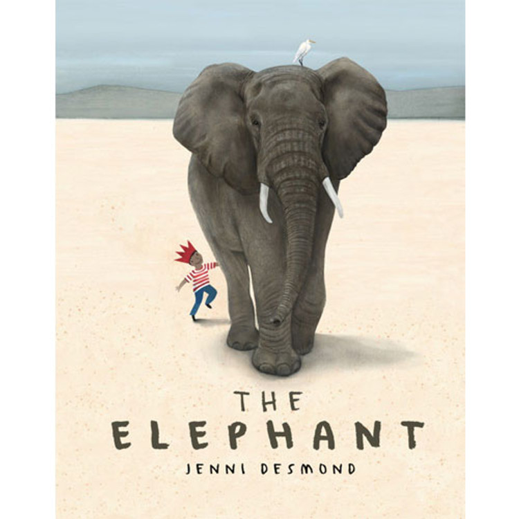 The Elephant Hardcover