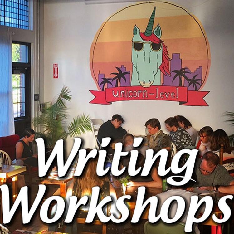 Writing Workshops at Two Dollar Radio Headquarters Columbus Ohio