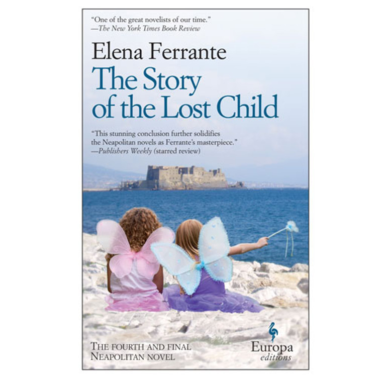 The Story of the Lost Child by Elena Ferrante cover image