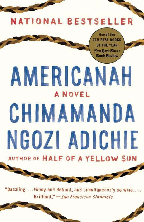 Americanah, Novel by Chimamanda Ngozi Adichie