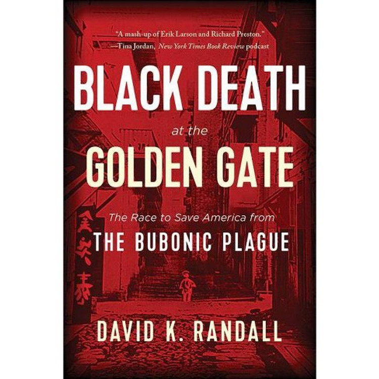 Black Death at the Golden Gate (pb)