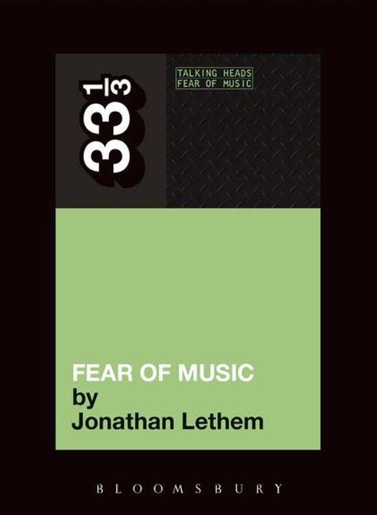 Talking Head's Fear of Music
