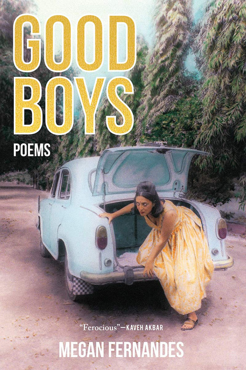 Good Boys: Poems Paperback by Megan Fernandes (Author)