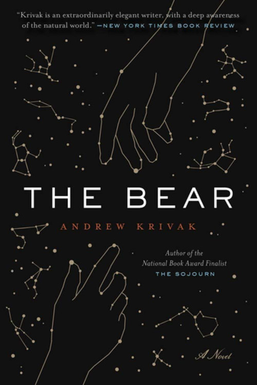 The Bear book by Andrew Krivak