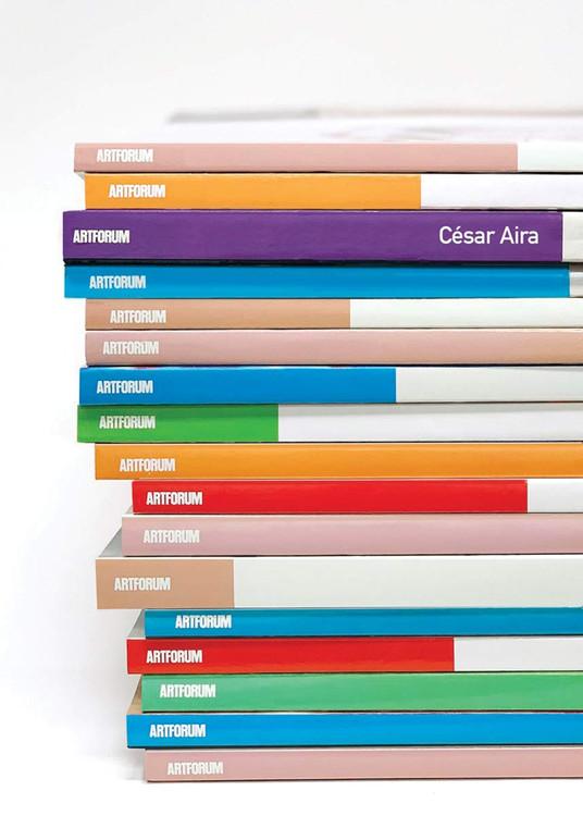 Artforum Paperback by César Aira (Author), Katherine Silver  (Translator)