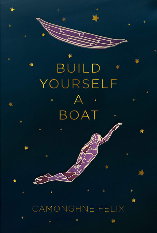 Build Yourself a Boat (BreakBeat Poets) Paperback  by Camonghne Felix (Author)