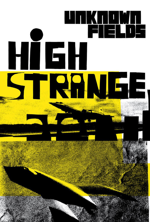ales from the Dark Side of the City: High Strange United States Black Sites Expedition by Unknown Fields (Author), Kate Davies (Author), Liam Young (Author)