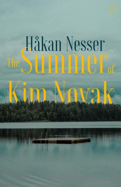 The Summer of Kim Novak Paperback by Hakan Nesser (Author), Saskia Vogel  (Translator)