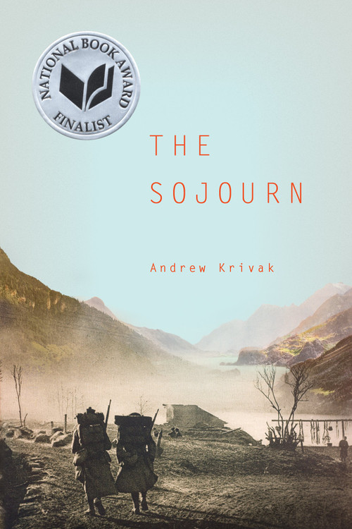 The Sojourn Paperback – April 19, 2011 by Andrew Krivak  (Author)