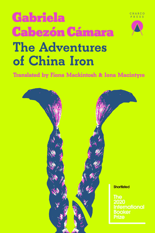 The Adventures of China Iron Paperback – October 13, 2020 by Gabriela Cabezón Cámara  (Author), Fiona Macintosh (Translator), Iona Macintyre (Translator)