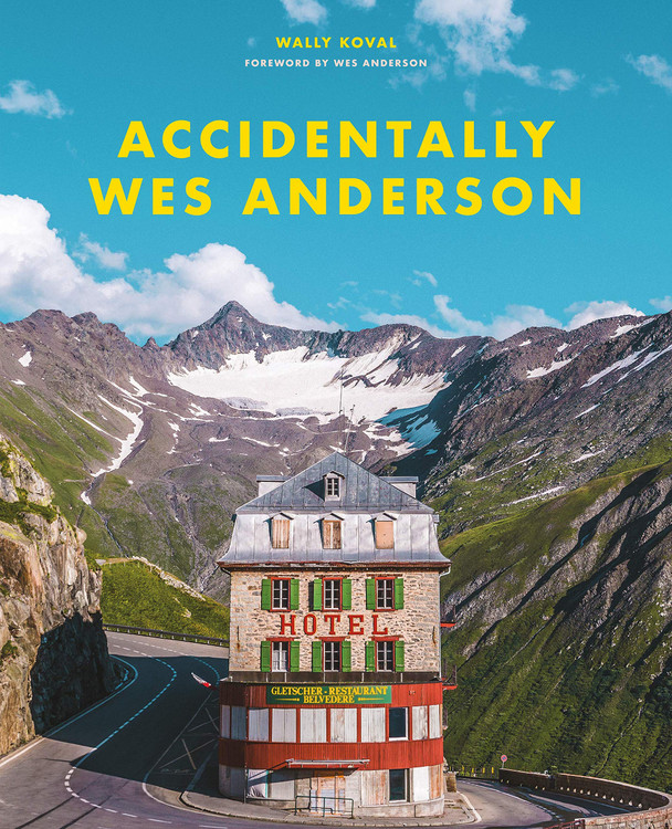 Accidentally Wes Anderson Hardcover – October 20, 2020 by Wally Koval  (Author)