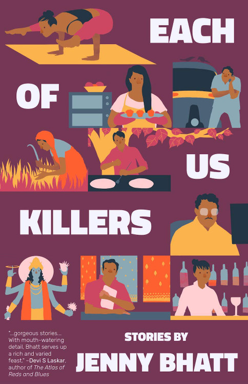 Each of Us Killers Paperback – September 8, 2020 by Jenny Bhatt  (Author)