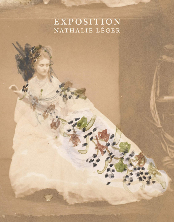 Exposition Paperback – September 15, 2020 by Nathalie Leger (Author)