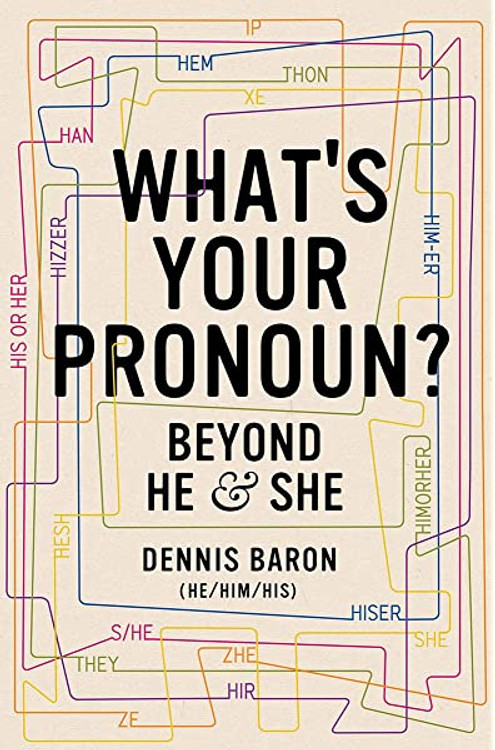 What's Your Pronoun