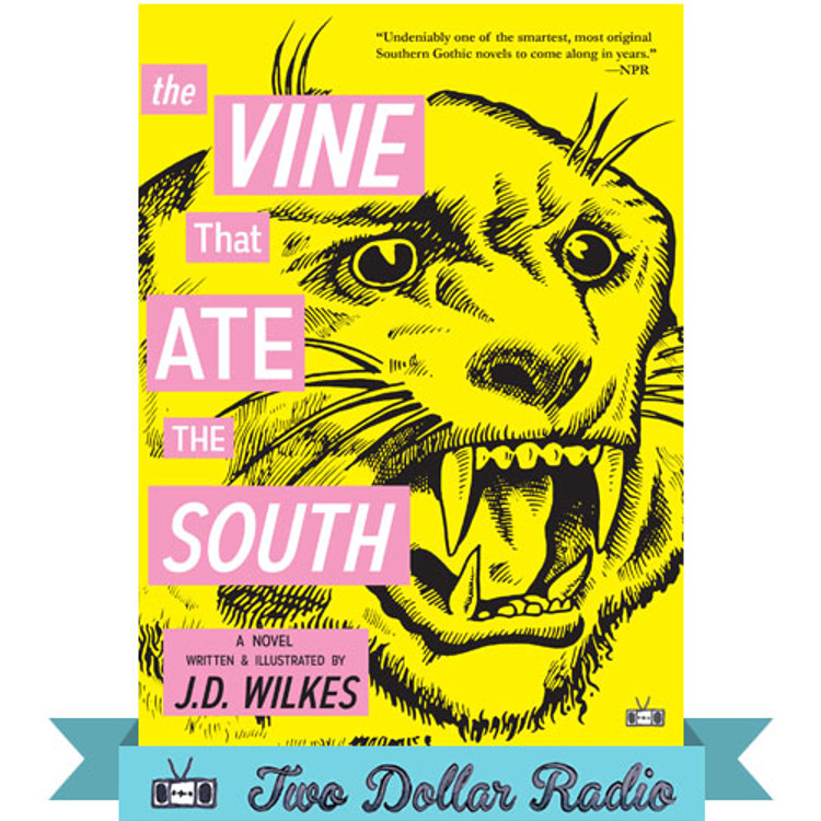 The Vine That Ate the South book cover