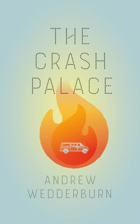 The Crash Palace Paperback – January 12, 2021 by Andrew Wedderburn  (Author)