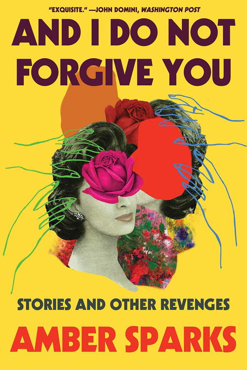 And I Do Not Forgive You: Stories and Other Revenges Paperback – April 6, 2021 by Amber Sparks  (Author)
